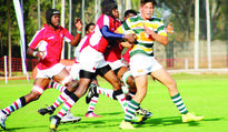 Griquas too strong for Junior Sables