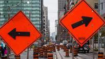 Lyon Street, Cumberland area to have traffic issues today
