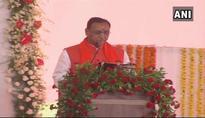 Vijay Rupani sworn-in as Chief Minister of Gujarat