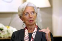 Greece needs debt restructuring, interest rate cuts - IMF's Lagarde