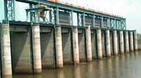 Water trickles into Telangana from 14 Babli gates