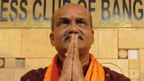 Ram Sene founder Pramod Muthalik claims threat to life from RSS leaders