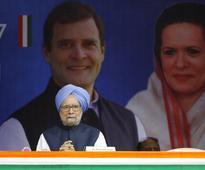 Sonia Gandhi, Manmohan Singh among Congress' star campaigners for Gujarat polls