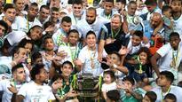 Palmeiras defeat Santos on penalties, win third Copa do Brasil
