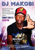Let's Meet At Hard Rock Cafe This Weekend