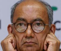Congress leader Digvijaya Singh says Parrikar's remark on Pakistan reflects intolerance in BJP