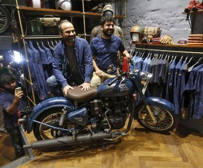 Eicher CEO downplays Bajaj claims, says not easy to unseat Royal Enfield