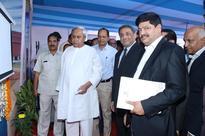 Odisha CM Naveen Patnaik inaugurates Tata Steel's Ferro-chrome plant in Gopalpur