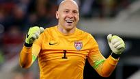 Jurgen Klinsmann names Brad Guzan as the USMNT's starting goalkeeper over Tim Howard