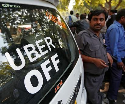 Uber to drive into Indian sunset?