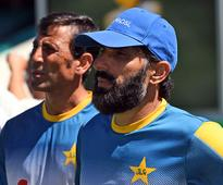 West Indies vs Pakistan: Misbah-ul-Haq, Younis Khan aim for first Test series win in the Caribbean in farewell match