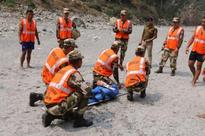 Mock Drill Conducted in Jorethang South Sikkim