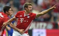 Thomas Mueller eyes return for Bayern's Hertha showdown