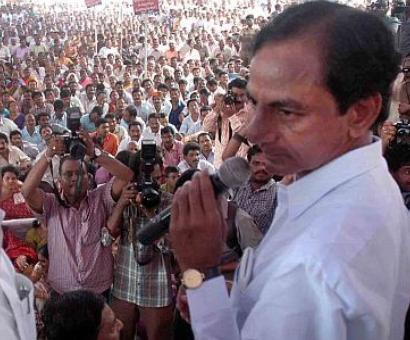 TRS chief plans to take forward 'non-Cong, non-BJP front' idea at national level
