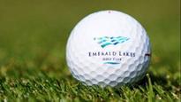 Golf ball hits man in face at Emerald Lakes Golf Club
