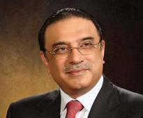 Zardari holds talks with McCain
