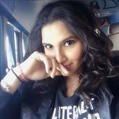 Indian tennis star Sania Mirza turns the style on for Instagram