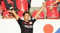 Watch: Chicharito nets hat trick, dramatic winner for Leverkusen