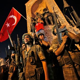 Terror group behind coup has 'infiltrated' India, warns Turkey