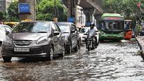 Day-long rain brings traffic to a crawl