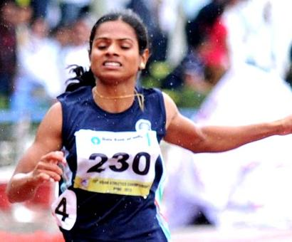 Sports Minister throws weight behind Dutee Chand