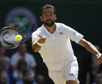 Cilic splits with coach Ivanisevic