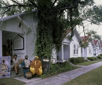 How Artists Are Using Row Houses To Empower Citizens In Houston