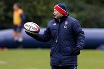 Crystal Palace call in England rugby coach Eddie Jones for team talk ahead of Eagles trip to Newcastle