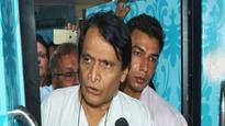 Suresh Prabhu calls for expediting stations redevelopment work