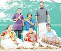 3 generations of family to make `debut performance' on Vijayadashami Day