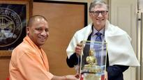 Yogi Adityanath and Bill Gates discuss ways to fight encephalitis, likely to sign MOU for immunisation programme