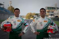 Fisichella & Cioci For 2017 Blancpain Endurance Series With Kaspersky Motorsport