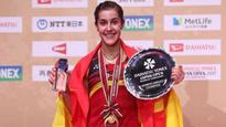 Japan Open: Viktor Axelsen, Carolina Marin win superseries title