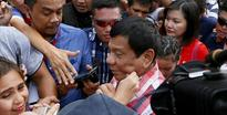 Image of Asia: A pinch on the cheek for Duterte