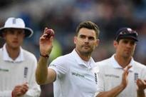 Anderson reprimanded for breaching ICC code