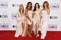 Fifth Harmony Make Debut as a Quartet on People's Choice Awards Stage