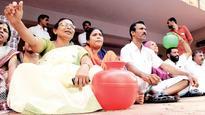 Stir to End Water Crisis