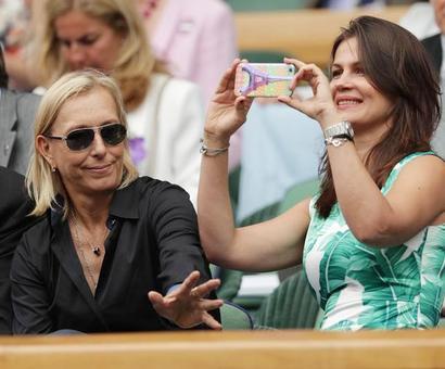Navratilova blasts 'racist, homophobe' Court in open letter