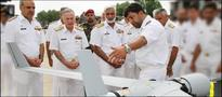 Pakistan Navy inducts ATR aircraft, unmanned aerial system into its fleet