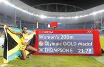 Rio 2016: Elaine Thompson's twin effort