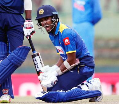 Injured Chandimal ruled out of remainder of India series