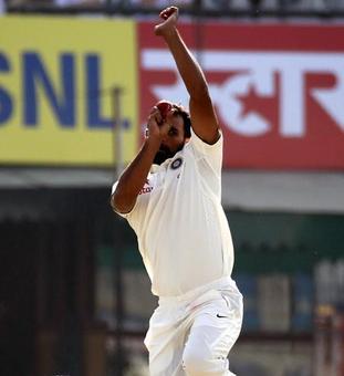 Shami, Saha ruled out of Chennai Test
