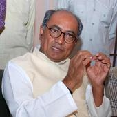 Digvijay Singh slams Narendra Modi's iron collection drive for Sardar Vallabhbhai Patel's statue