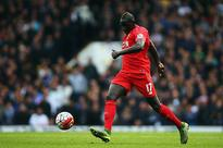 Mamadou Sakho makes first Liverpool appearance since April
