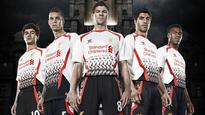 Liverpool away kit unveiled: Is this why Suarez wants to quit?