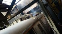 Mumbai: Smoke, fire in train scares commuters in Dadar