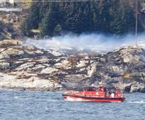 Helicopter crash off Norway kills 13