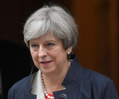 Theresa May wins confidence vote in UK Parliament