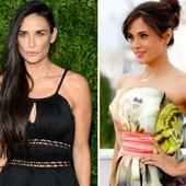What do Richa Chadha, Demi Moore and Freida Pinto have in common?