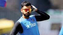 Virat Kohli and ICC's joke of the year